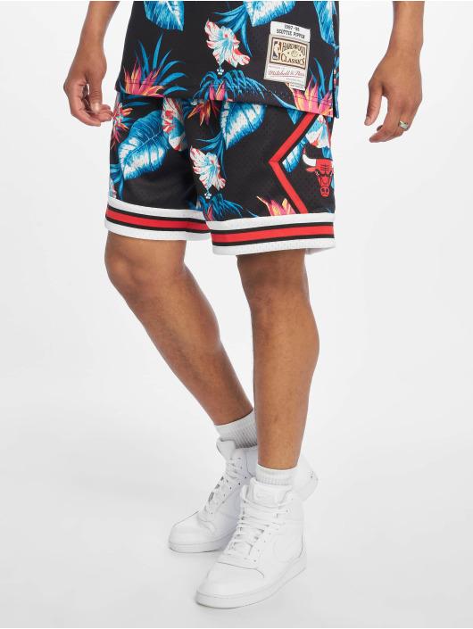 Mitchell & Ness Szorty NBA Chicago Bulls Swingman kolorowy