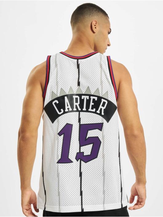 Mitchell & Ness Tank Tops NBA Swingman Toronto Raptors Vince Carter white