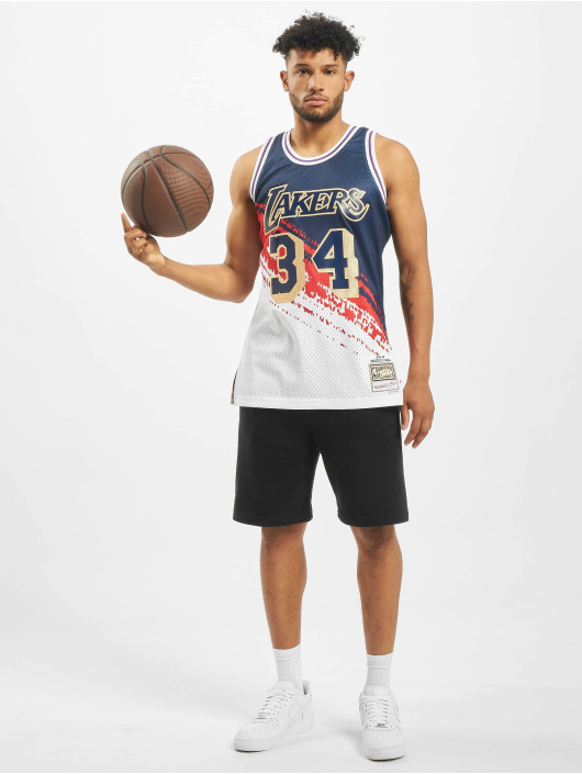 Mitchell & Ness Trikot Independence Swingman LA Lakers S. O'neal blå