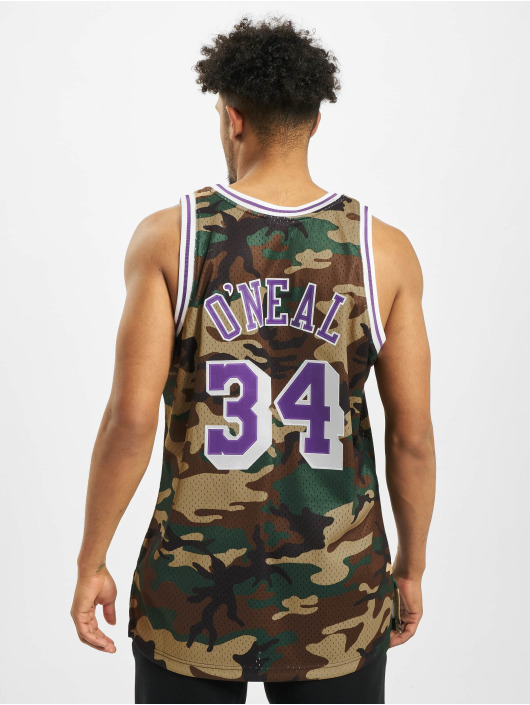 Mitchell & Ness Trikot La Lakers Swingman kamuflasje