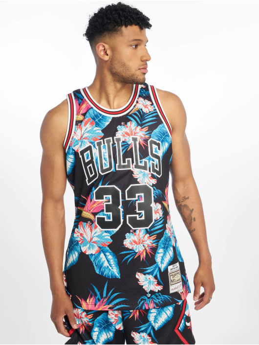 Mitchell & Ness Trikot NBA Chicago Bulls Swingman mangefarget