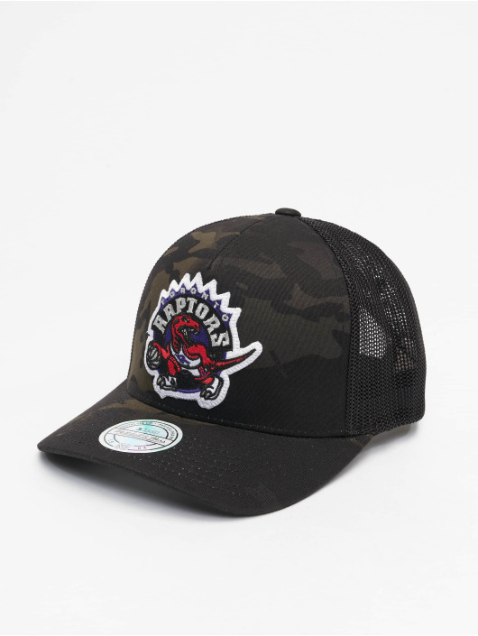 Mitchell & Ness Trucker Cap Multicam Toronto black