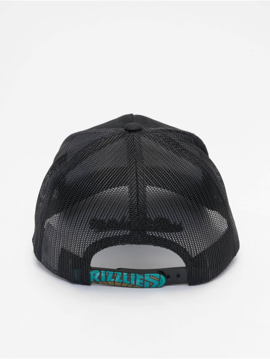 Mitchell & Ness Trucker Cap Icon Pinch Panel Vancouver Grizzlies black