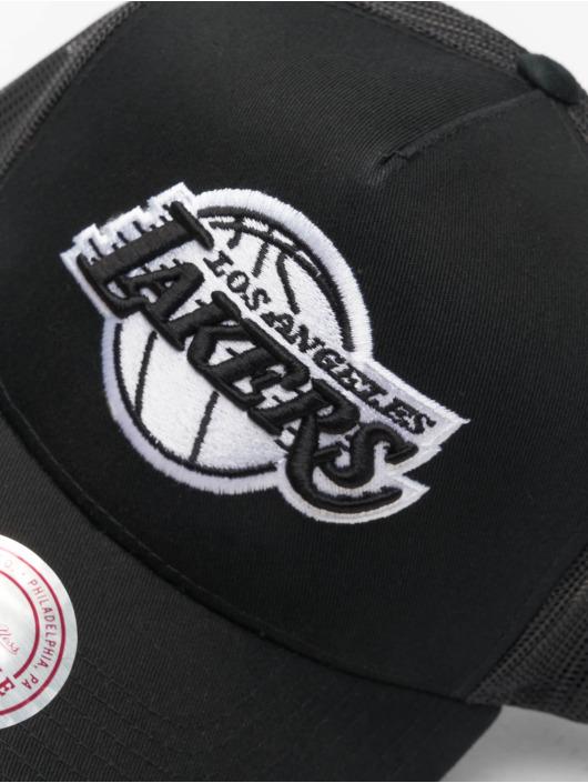 Mitchell & Ness trucker cap NBA LA Lakers Classic zwart