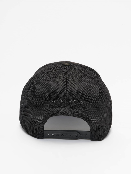 Mitchell & Ness trucker cap Multicam Toronto zwart