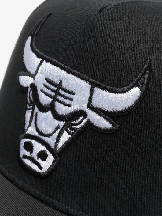 Mitchell & Ness Trucker Caps NBA Chicago Bulls Classic Trucker čern