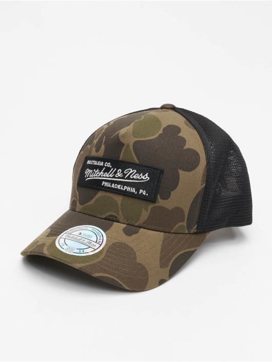 Mitchell & Ness Trucker Caps Own Brand 110 kamufláž