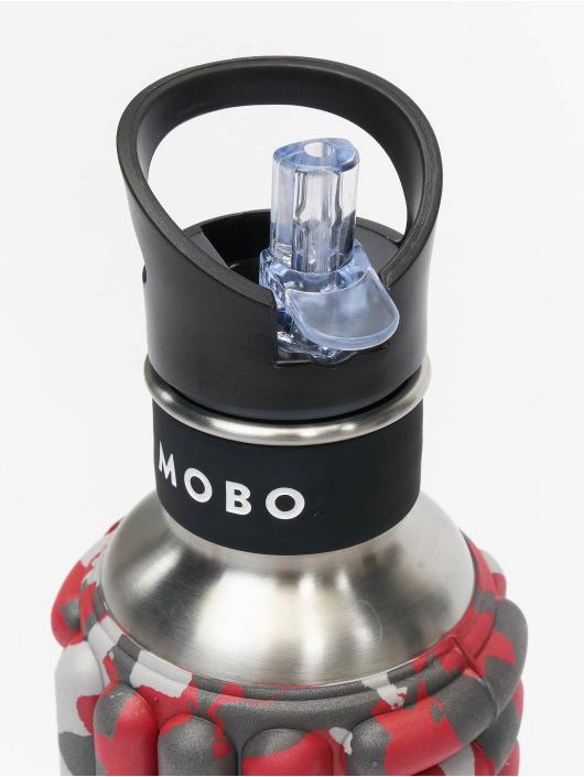 MOBO Bottiglie d'acqua Grace 0,7 L / 27 Oz rosso