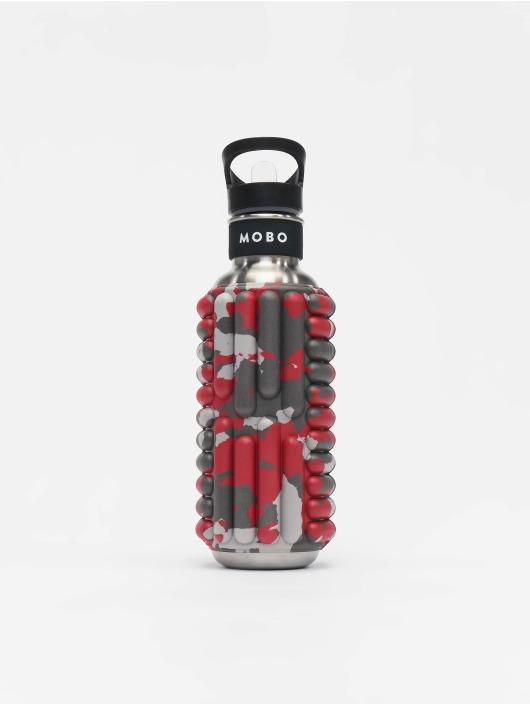 MOBO Trinkflaschen Grace 0,7 L / 27 Oz èervená