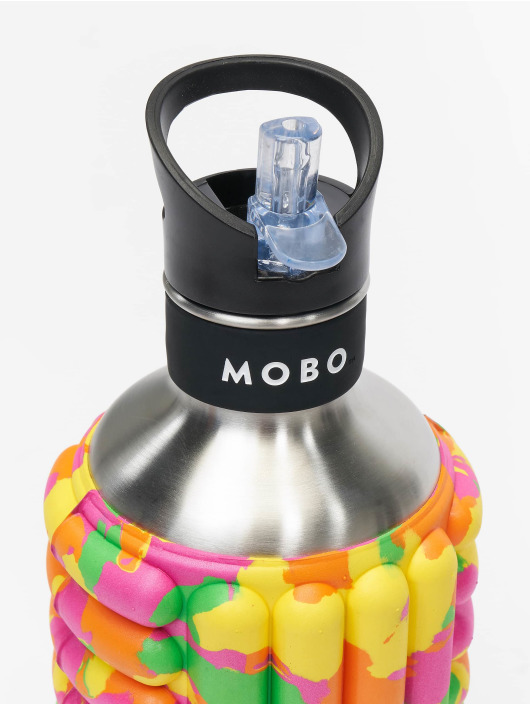 MOBO Trinkflaschen Big Bertha 1,2 L / 40 Oz pestrá
