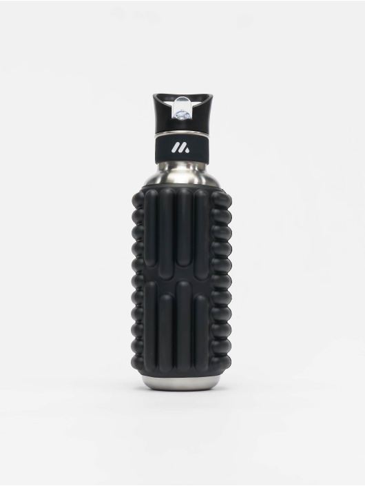 MOBO Trinkflaschen Grace 0,7 L / 27 Oz schwarz