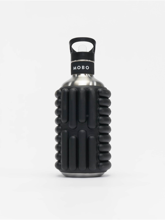 MOBO Vannflasker Big Bertha 1,2 L / 40 Oz svart