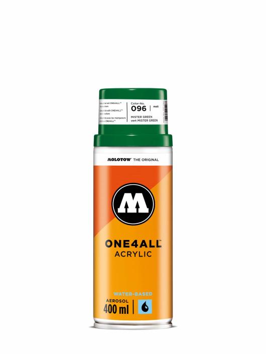 Molotow Краска аэрозольная One4All Acrylic Spray 400 ml зеленый