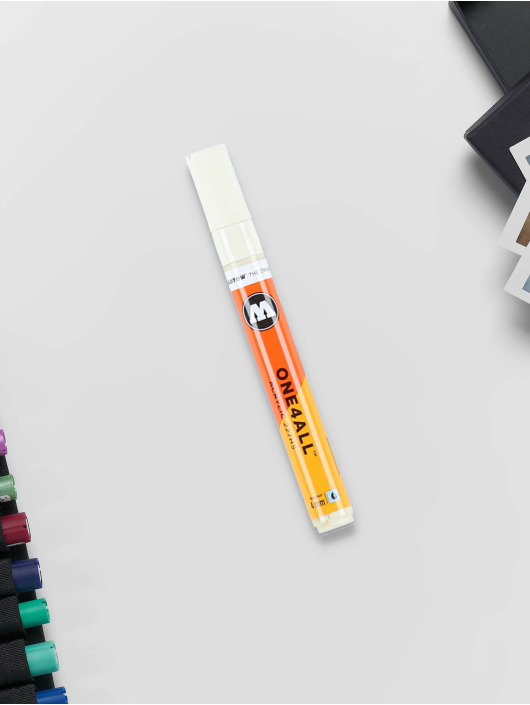Molotow Marker Marker ONE4ALL 4mm 227HS naturweiß bialy