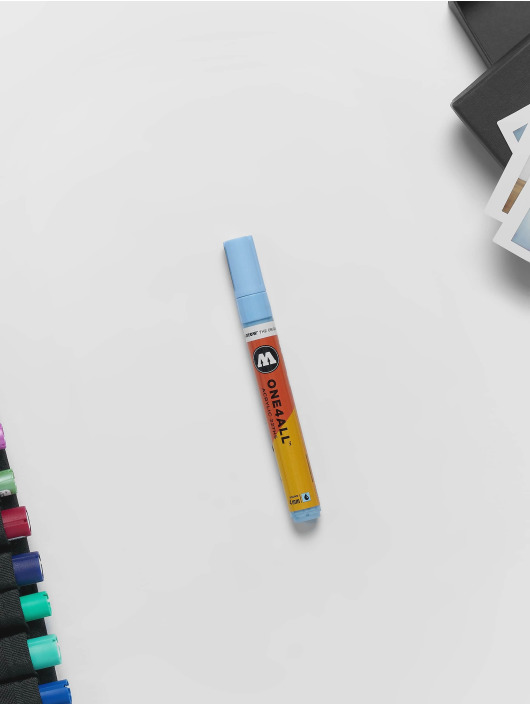 Molotow Marker Marker ONE4ALL 4mm 227HS keramik hell pastell blau