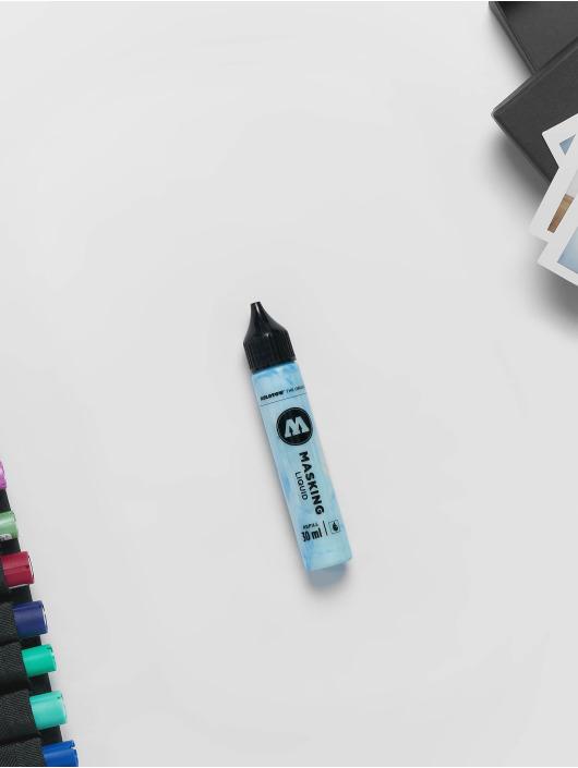 Molotow Marker GRAFX Art Masking Liquid Refill 30ml blau