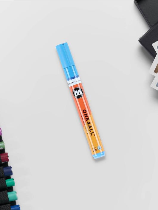Molotow Marker Marker ONE4ALL 4mm 227HS schockblau mittel blau