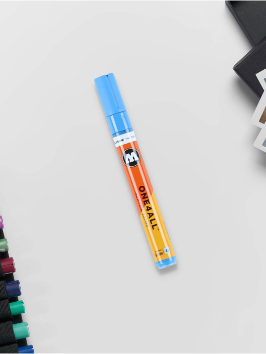 Molotow Marker Marker ONE4ALL 4mm 227HS schockblau blau