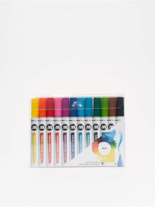 Molotow Marker Aqua Color Brush bunt