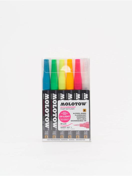 Molotow Marker UV-Fluorescent colored
