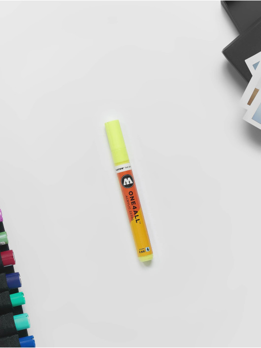 Molotow Marker Marker ONE4ALL 4mm 227HS neongelb fluor. gelb