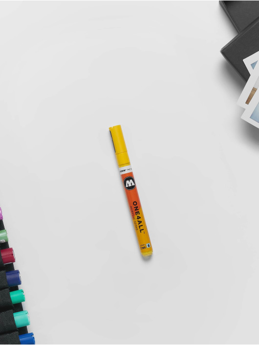 Molotow Marker Marker ONE4ALL 2mm 127HS zinkgelb gelb