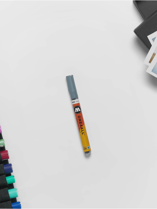 Molotow Marker Marker ONE4ALL 2mm 127HS cool grey pastell grau