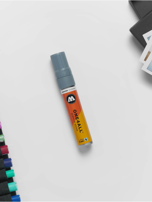 Molotow Marker Marker ONE4ALL 15mm 627HS 203 cool grey pastell grau