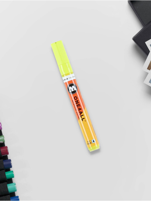 Molotow Marker Marker ONE4ALL 4mm 227HS giftgrün green