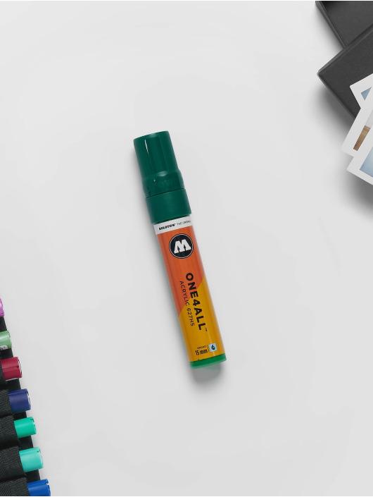 Molotow Marker Marker ONE4ALL 15mm 627HS 096 Mr. Green grün