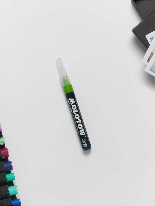 Molotow Marker GRAFX AQUA INK Softliner gelbgrün grün