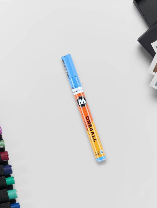 Molotow Marker Marker ONE4ALL 2mm 127HS schockblau modrá