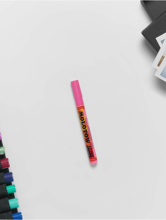 Molotow Marker Marker ONE4ALL 2mm 127HS neonpink pink