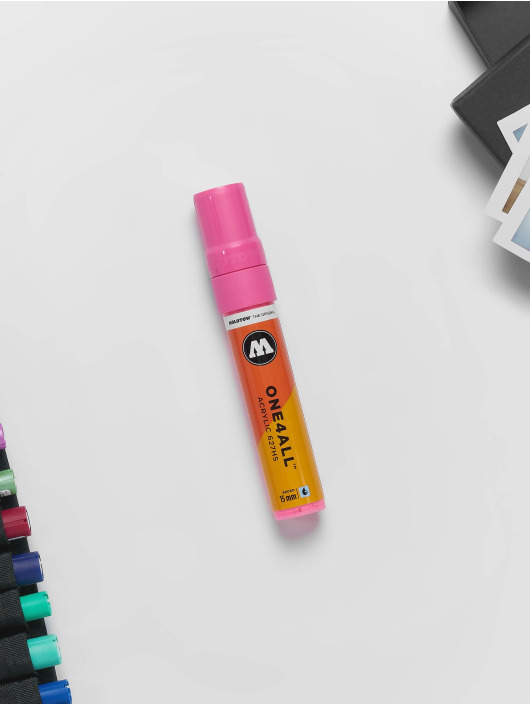 Molotow Marker Marker ONE4ALL 15mm 627HS 200 Neon Pink pink