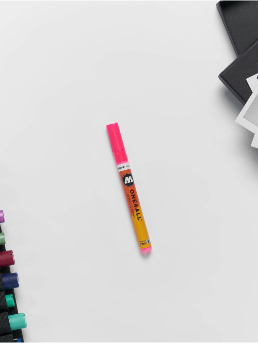 Molotow Marker Marker ONE4ALL 2mm 127HS neonpink fluor. pink
