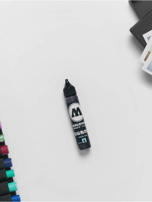 Molotow Marker Marker GRAFX AQUA INK Refill 30ml zinnoberrot rot