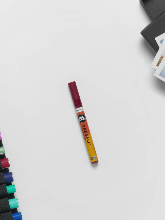 Molotow Marker Marker ONE4ALL 2mm 127HS burgundrot rot