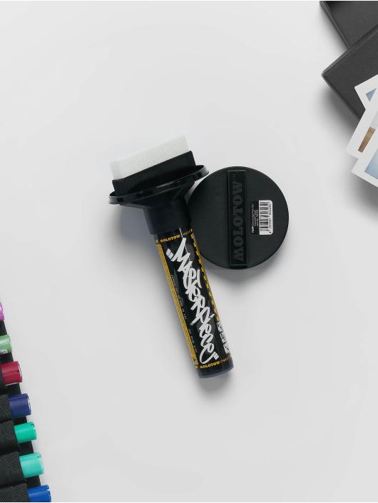 Molotow Marker 760PI CoversAll Marker 60mm High Output Tip schwarz