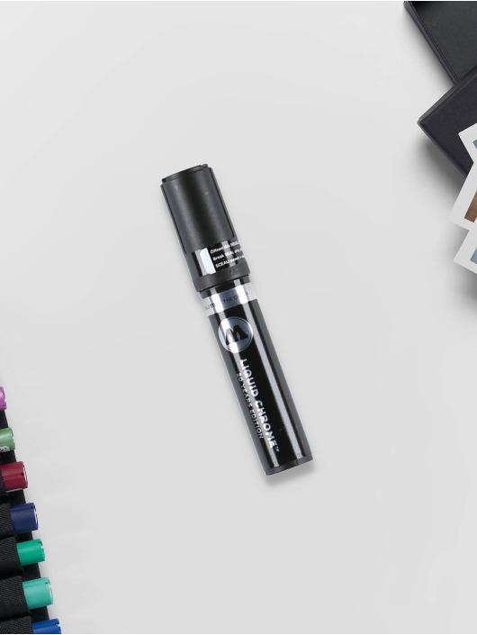 Molotow Marker Liquid Chrome Marker 5 mm Marker Chrom silberfarben