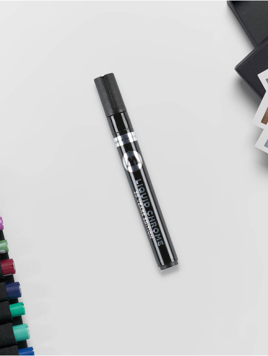 Molotow Marker Liquid Chrome Marker 4 mm Marker Chrom silver colored