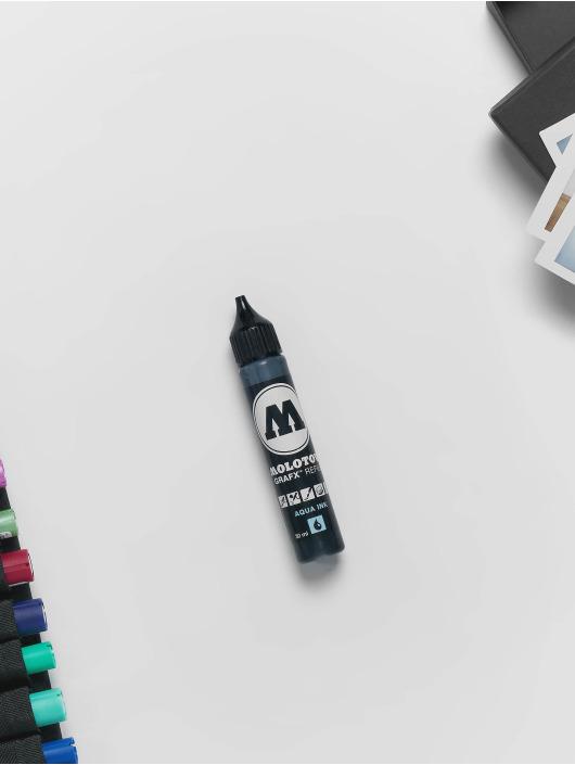 Molotow Marker Marker GRAFX AQUA INK Refill 30 ml türkisblau türkis