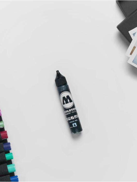Molotow Marker GRAFX AQUA INK Refill 30ml cyan türkis