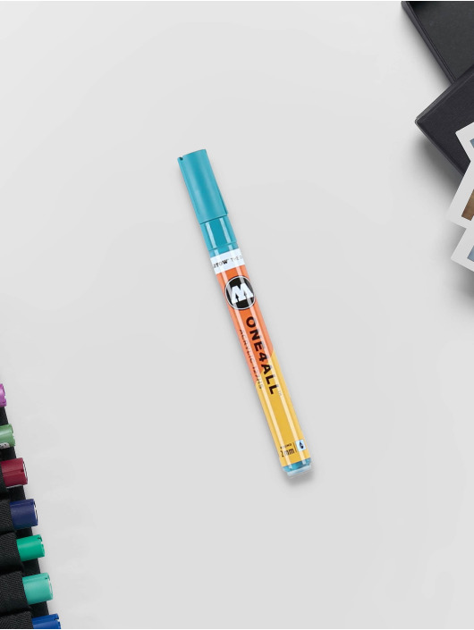 Molotow Marker Marker ONE4ALL 2mm 127HS türkis turquoise