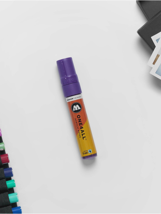 Molotow Marker MOLOTOW Marker ONE4ALL 15mm 627HS 042 Currant violet