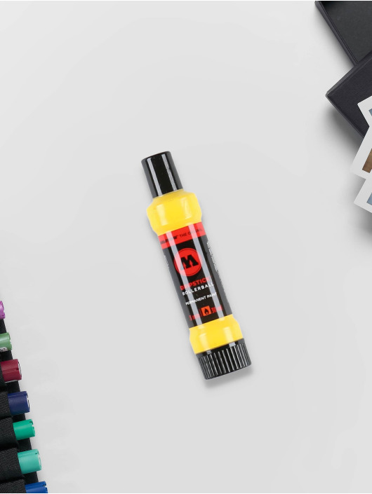 Molotow Markörer Dripstick Rollerball 3 mm gul