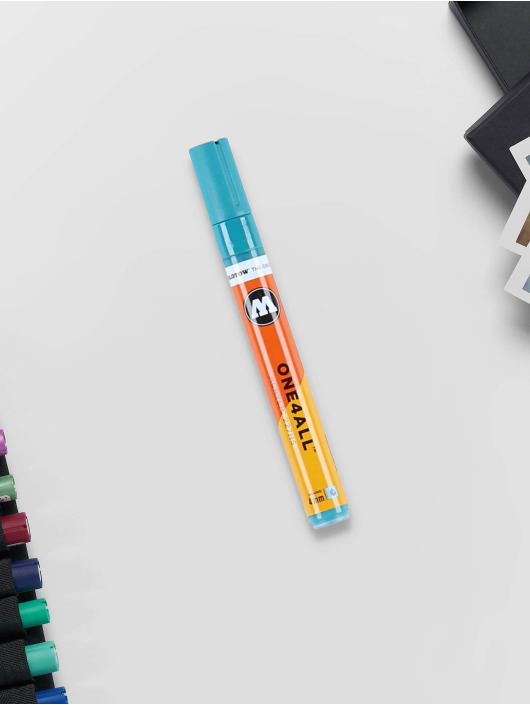 Molotow Marqueurs  Marker ONE4ALL 4mm 227HS Türkis turquoise