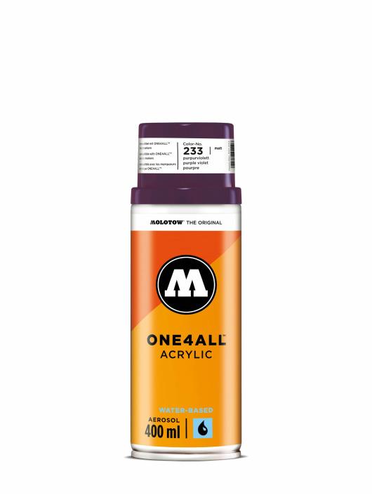 Molotow Pulverizador One4All Acrylic Spray 400 ml púrpura