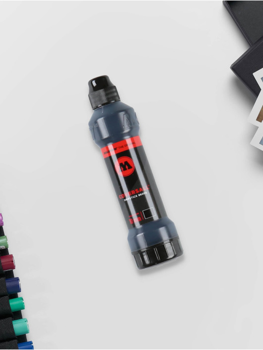 Molotow Rotuladores Coversall Dripstick 860DS negro