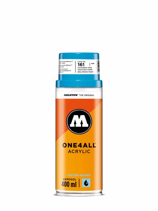 Molotow Sprayburkar One4All Acrylic Spray 400 ml blå