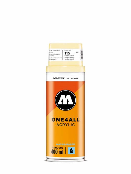 Molotow Spraymaalit One4All Acrylic Spray 400 ml keltainen